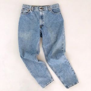 Levi's 100% Cotton High Rise Mom Jeans 30""